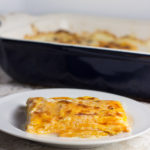 Butternut Squash Gratin with Sage and Shallots