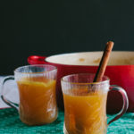 Mulled Cider with Rye
